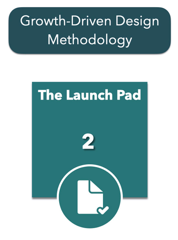 Your Launch Pad website is launched quickly - E-Marketing Clusters