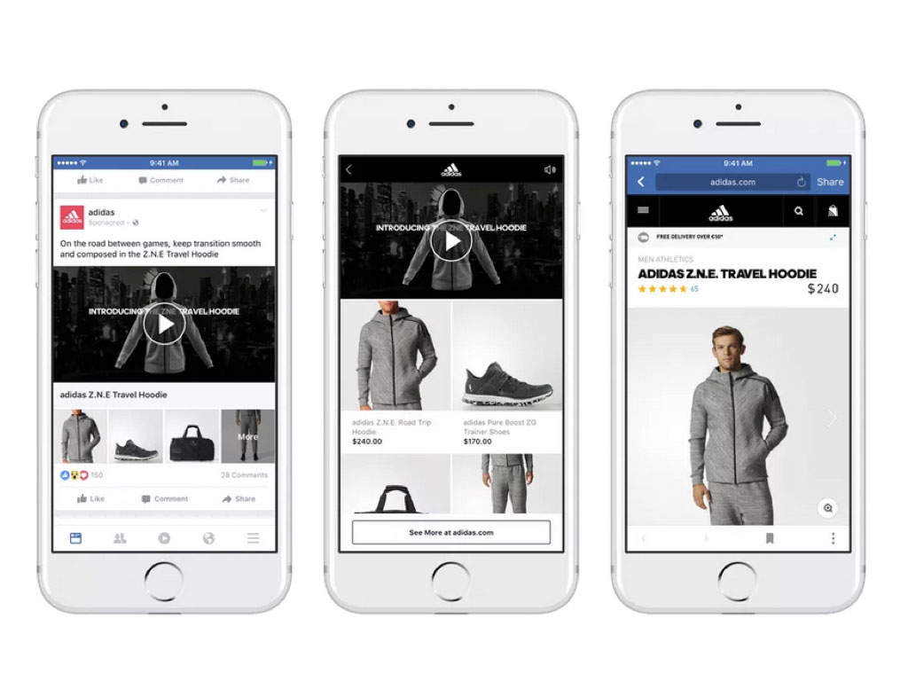 """Το INSTAGRAM δίνει στα brands έναν νέο τρόπο πώλησης : τα """"Collection ads"""" - E-Marketing Clusters"""