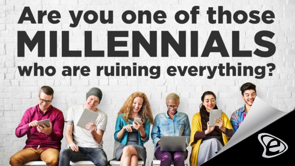 Millennials : Μια γενιά διαφορετική από τις άλλες - E-Marketing Clusters