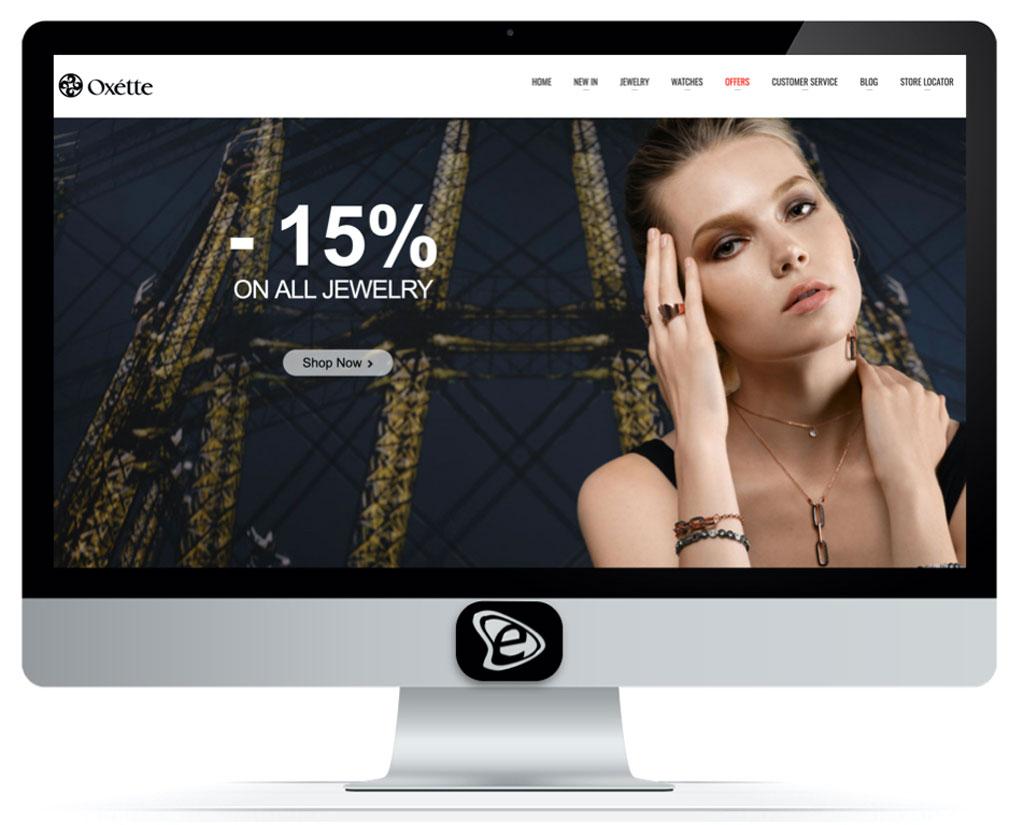 Oxette E-commerce - E-Marketing Clusters