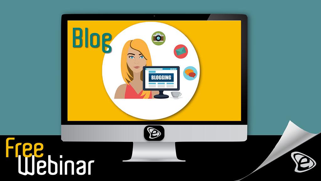 Free Webinar: Δημιουργία Άρθρου για Blog στο Wordpress - E-Marketing Clusters