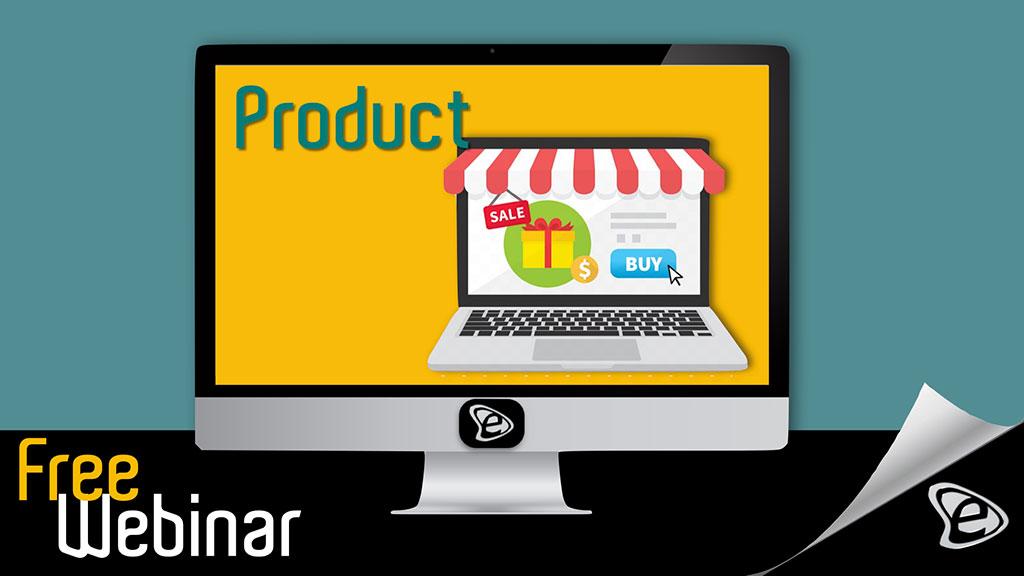 Free Webinar: Δημιουργία Προϊόντος στην E-Commerce Πλατφόρμα του Wordpress - E-Marketing Clusters