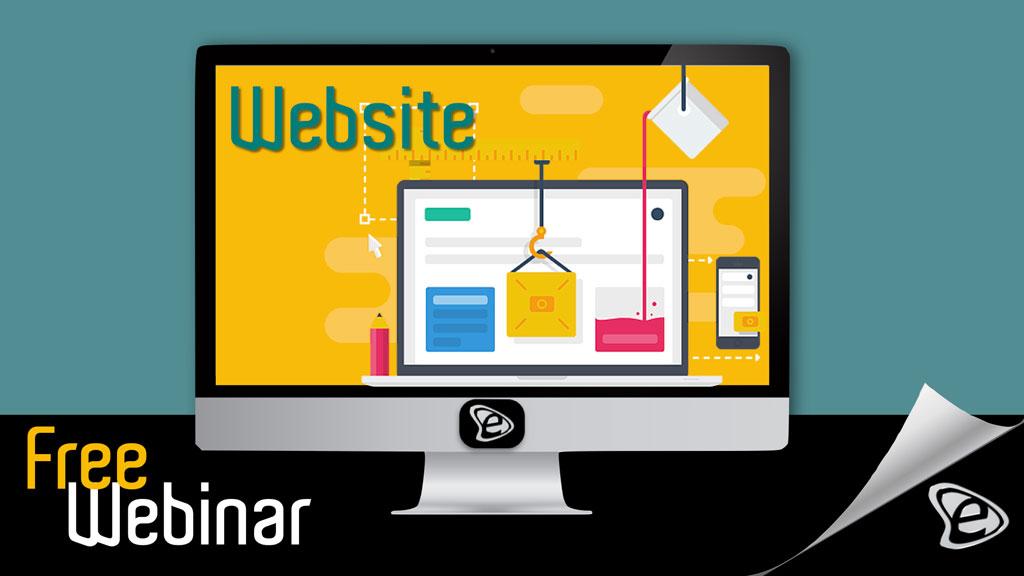 Free Webinar: Website/E-shop: Ποιος ο ρόλος του και τι να προσέξω - E-Marketing Clusters
